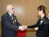 ˝Świętokrzyski Sztetl˝ uhonorowany wWarszawie prestiżowym Medalem Powstania wGetcie Warszawskim